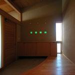高田の家(長野市)-玄関