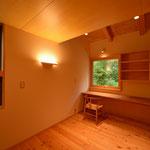明野の家(山梨県北杜市)―寝室