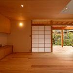 吉田の家(長野市)・リノベーション|居間・食堂