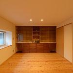 梓川の家Ⅱ(松本市)・リノベーション|書斎