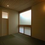 和田の家(松本市)-和室(客間)