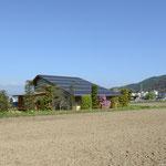 里山辺の家(松本市)-外観