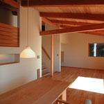 光の小住宅(安曇野市)-LDK