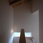 堀金の家Ⅰ(安曇野市)‐階段室