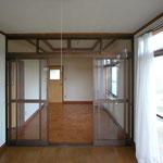 三郷の家(安曇野市)・before