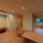 駒ヶ根山荘(駒ヶ根市)-広間・個室(after)