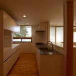 梓川の家Ⅱ(松本市)・リノベーション|台所