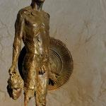 Persée IV, 2012, 73 x 25 x 35 cm