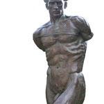 Esclave monumental, 2000, 192 x 76 x 96 cm