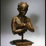 Buste de femme II, 2009, 51,5x27x18,5 cm
