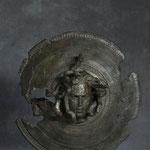 Méduse - Bronze, diam 90 cm