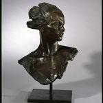 Guerrière, 2004 68 x 43 x 34 cm