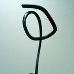 Ruban d'humeur 5, acier, h.35cms