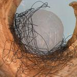 Naissance, DETAIL, 40X40 cm
