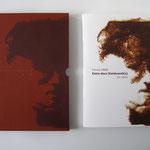 « Entre deux Rembrandt(s) » Edition franco - anglo – néerlandaise, avec poèmes de Francine Caron Réalisé en sérigraphie à 20 ex. et II ex. marqués e/a Format 19 x 25 cm Editions Transignum – Novembre 2010