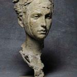 Eurydice I - Bronze, h. 48 cm -