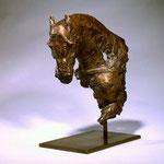 Tête de cheval II, 70x60x20 cm
