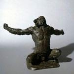 Gorille IV, 2008, 31X46X26 cm