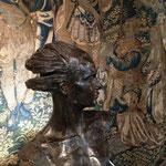 Guerrière,2004 68 x 43 x 34 cm