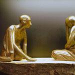 Passé et Avenir, bronze