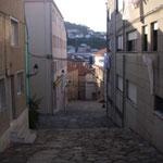 gränd i Muros