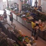 marknaden i Mindelo