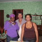 Kalas - Carlita, Tila och Gisela