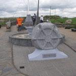 minne av omkomna på havet Kilmore Quay