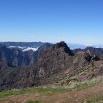 Madeiras bergstoppar
