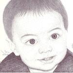 Mi nieto Gael (su primer añito de vida)