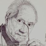 El artista burgalés Pablo Barbadillo