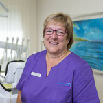 Dentalassistentin Marlies Hartmann