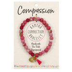 KANTHA CONNECTION BRACELET - COMPASSION - 19 €