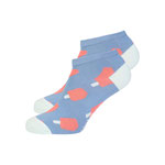 Short Socks #ICECREAM blue heaven / mint / coral € 10,50