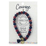 KANTHA CONNECTION BRACELET - COURAGE - 19 €