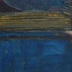 landschaft | mischtechnik 11x15cm