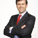 Andreas WIEBE ist der CEO, Verwaltungsratsvorsitzener für die Führung der Hulbee AG.