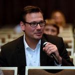 Gregor SCHWARZ (Jurist bei der FSM, Vizepräsident bei INHOPE & Referent)