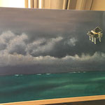 Atelier Maritne H. peinture à l'huile