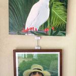 Atelier Maritne H. peinture à l'huile et aquarelle