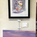 Atelier Maritne H. peintures à l'huile et aquarelles