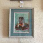 Atelier Maritne H. peintures aux pastels secs