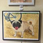 Atelier Maritne H. peintures à l'aquarelle