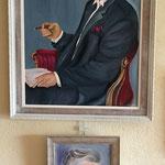 Atelier Maritne H. peintures à l'huile