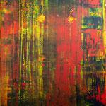KERSTIN SOKOLL, No Way Back, 2018, O016, 120 x 100 cm