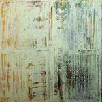 KERSTIN SOKOLL, Friends II, 2019, J0218, 100 x 100 cm