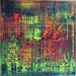 KERSTIN SOKOLL, Poison, 2018, J011, 100 x 100 cm, SOLD