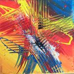 KERSTIN SOKOLL, Butterfly, 2017, A170, 20 x 20 cm
