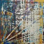 KERSTIN SOKOLL, trimodal 3, 2018, I005, 80 x 80 cm, SOLD