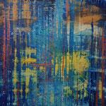 KERSTIN SOKOLL, Mirage, 2020, I007, 80 x 80 cm